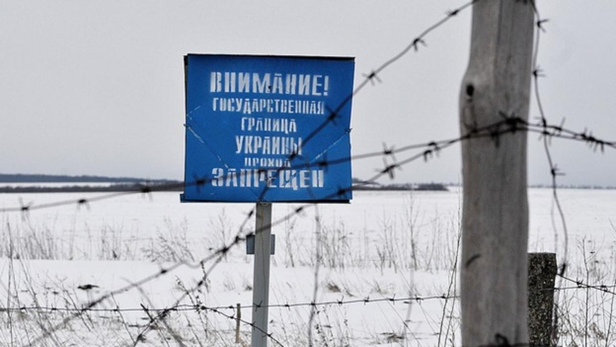 Корреспонденты РИА «Воронеж» вместе с дружинниками патрулировали российско-украинскую границу
