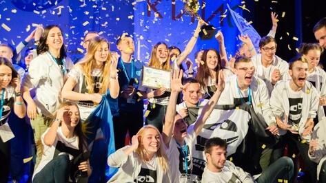 Воронежский госуниверситет вновь победил во всероссийском студенческом марафоне