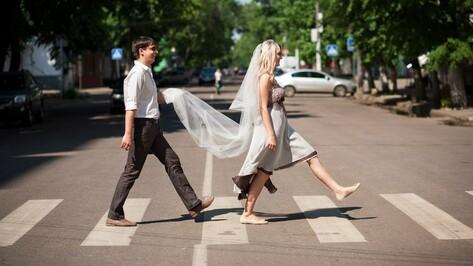 Обзор РИА «Воронеж»: как необычно женились воронежцы