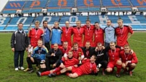 Каширский «Факел» завоевал «серебряную» победу в региональном турнире