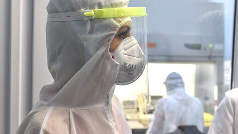Заболеваемость коронавирусом в Воронежской области растет 3 день подряд