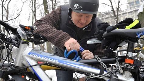 Москвичи заинтересовались опытом установки велопарковок в Воронеже