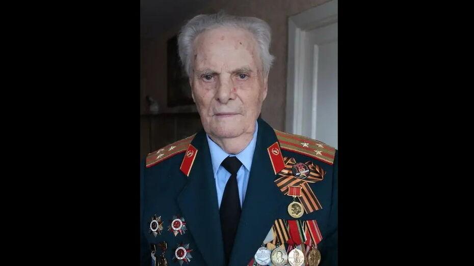Умер защитник Воронежа Петр Немцев