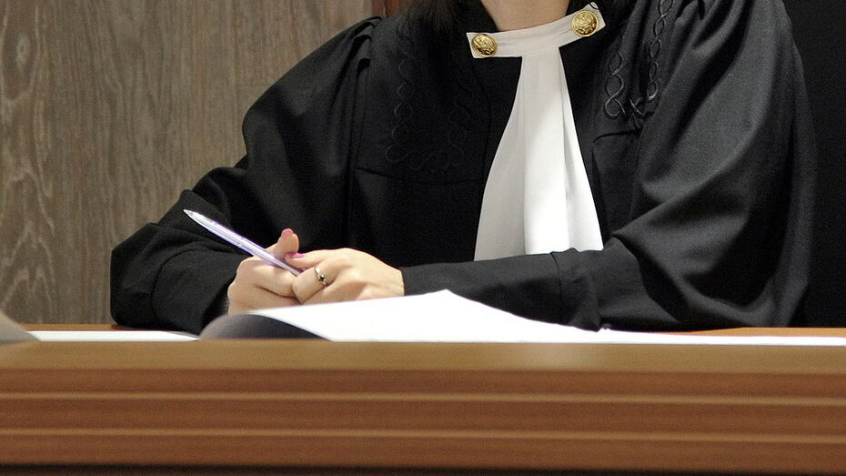 Из-за коронавируса «закрылся» еще один суд в Воронежской области