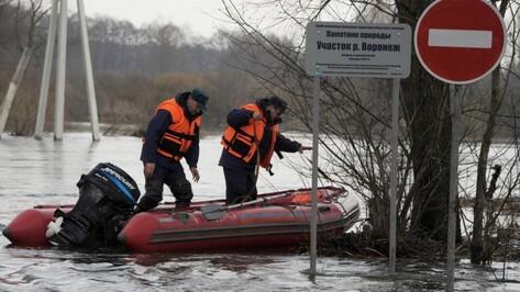 Синоптики спрогнозировали пик подъема воды в Воронежском водохранилище в конце марта