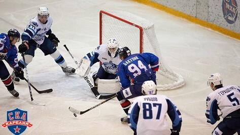Хоккеисты «Россоши» дважды обыграли «СКА-Карелию»