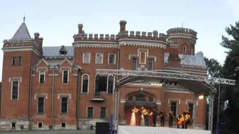 На фестивальную ночь в Рамонский замок воронежцев отвезут бесплатные автобусы