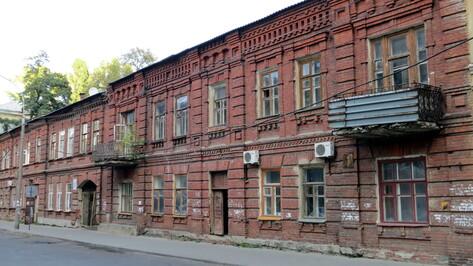За сохранение парного дома начала XX века в Воронеже возьмется фирма из Орла