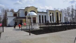 Культурно-досуговый центр торжественно открыли в Каширском
