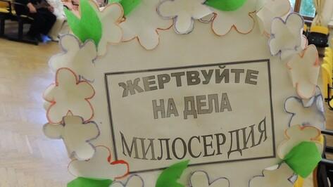 Благотворительный аукцион «Белый цветок» собрал в Воронеже более 2,1 млн рублей