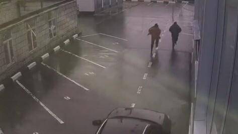 Воронежская полиция опубликовала видео погони с перестрелкой за угонщиками Infinity