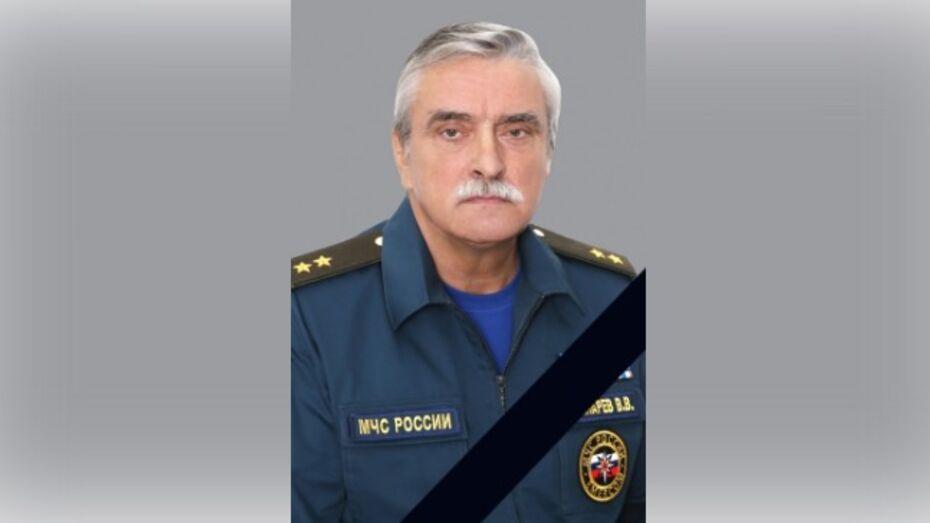 Воронежский губернатор выразил соболезнования в связи с кончиной спасателя Владимира Свинарева