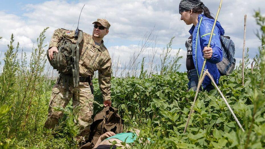 Отряд «Воронежец» попросил помощи губернатора в поисках помещения для сборов