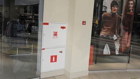 В Воронежской области 4 торговых центра нарушили ограничения из-за коронавируса