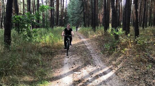 Павловская школьница проехала на велосипеде 100 км за 4,5 часа
