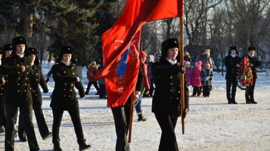 Павловские юнморы провели акцию в память о Неизвестном  солдате