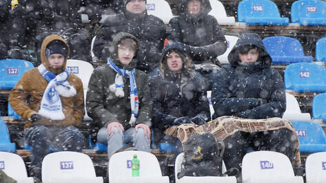 Губернатор Воронежской области пообещал «ковидные» послабления для болельщиков