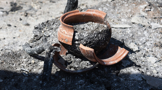 В Павловском районе собирают вещи для пострадавших от пожара жителей Николаевки