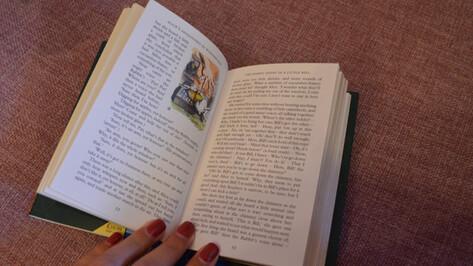 В Воронеже у Никитинки можно почитать книги на иностранных и вымерших языках