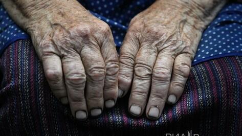 В Воронежской области сожители зарезали пенсионерку