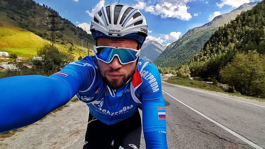 Воронежец взял «серебро» на чемпионате России по велоспорту на треке