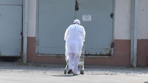 В Воронежской области умерли еще 8 COVID-пациентов