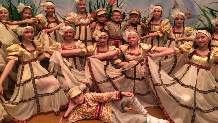 Каширские танцоры победили в международном фестивале «Калейдоскоп талантов»