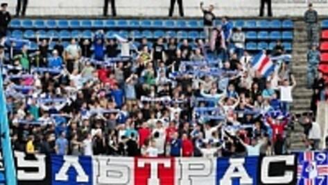 Воронежский «Факел» начнет сезон домашним матчем с «Металлургом» из Выксы
