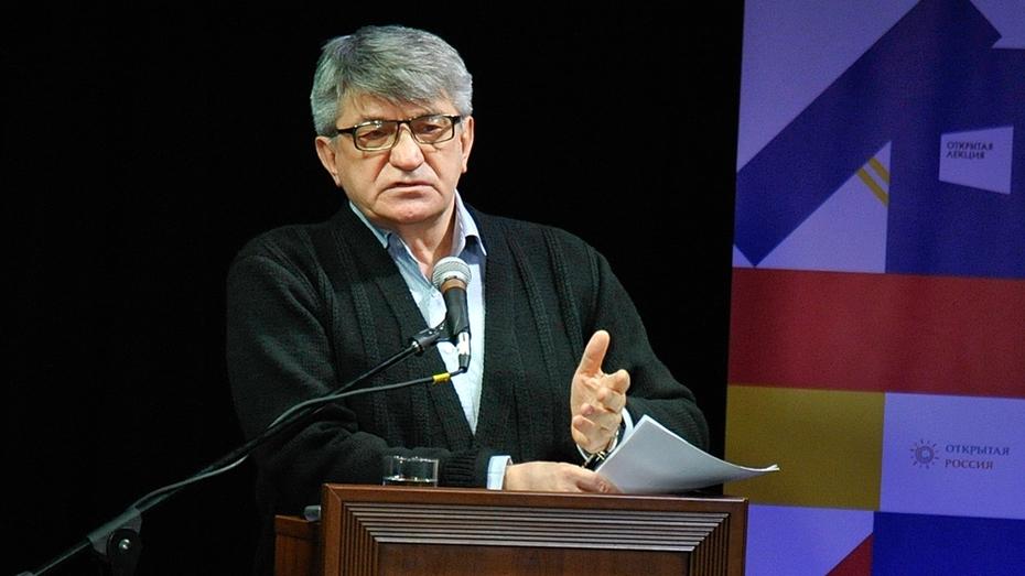 Лауреатом Платоновской премии-2016 стал кинорежиссер Александр Сокуров