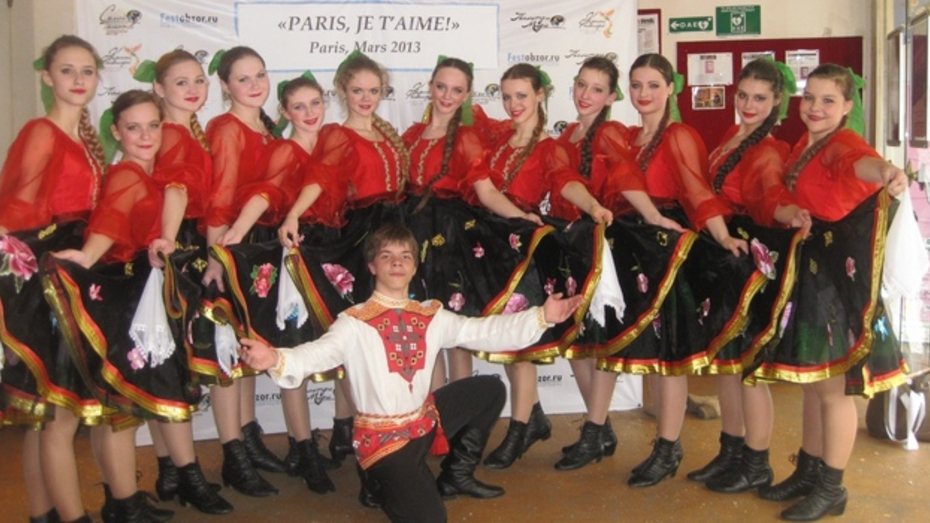 Хохольские школьники стали дипломантами международного фестиваля «Юные дарования»