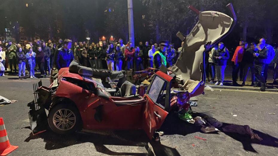 Водитель, устроивший ДТП с 2 жертвами на Московском проспекте Воронежа, сбежал из больницы