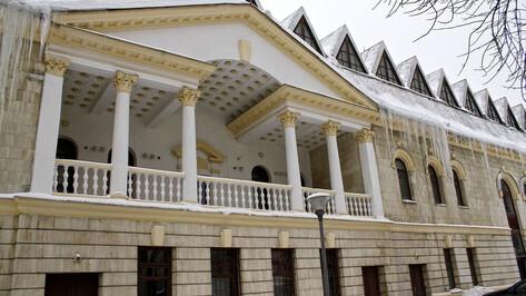 Власти подтвердили сохранение внешнего облика воронежского театра кукол после капремонта