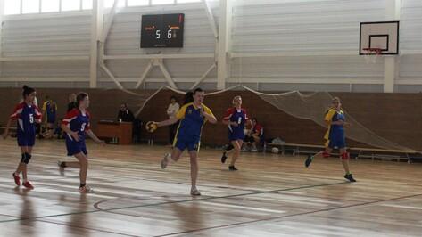 В Хохольском районе пройдут областные соревнования по гандболу