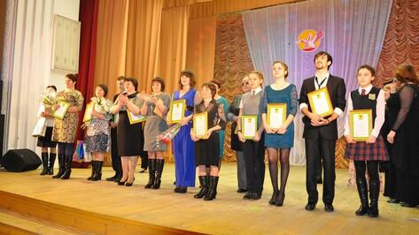 В Эртильском районе определили лучших педагогов и учеников