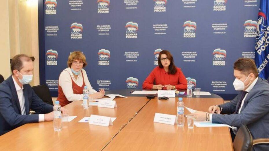 Воронежские депутаты получили более 500 обращений по вопросам ЖКХ за неделю