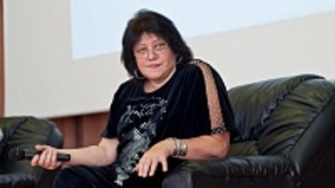 В Воронеже писательница Татьяна Толстая рассказала, почему не читает книг