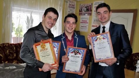 В Лисках наградили участников районного конкурса вокалистов «РетроГрад»