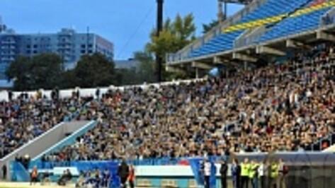 Воронежский «Факел» заплатит стадиону за сломанные на кубковом матче кресла