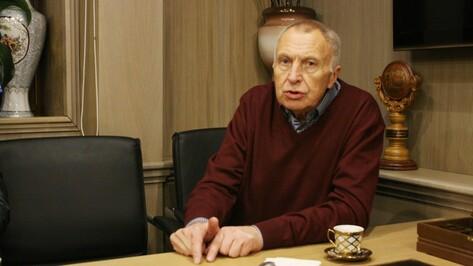 Режиссер Андрей Смирнов в Воронеже: «Мы отстаем от Европы на тысячу лет»