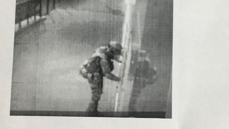 Неизвестный напал на отдел полиции в Воронежской области и скрылся