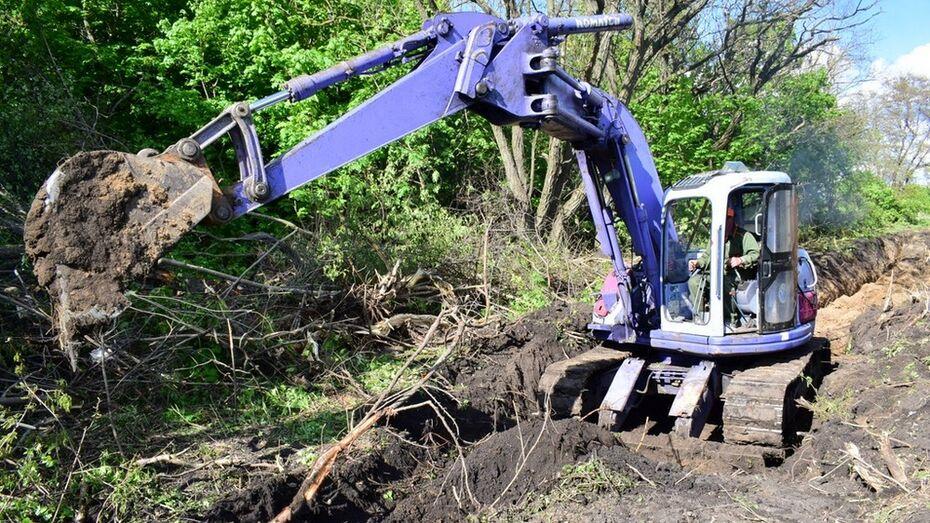 На строительство водопровода в грибановском селе выделили 16 млн рублей
