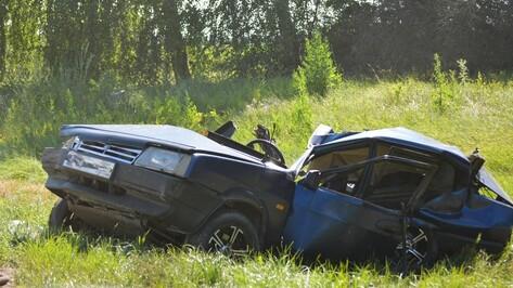 В Воронежской области в ДТП погибли 2 ребенка и женщина