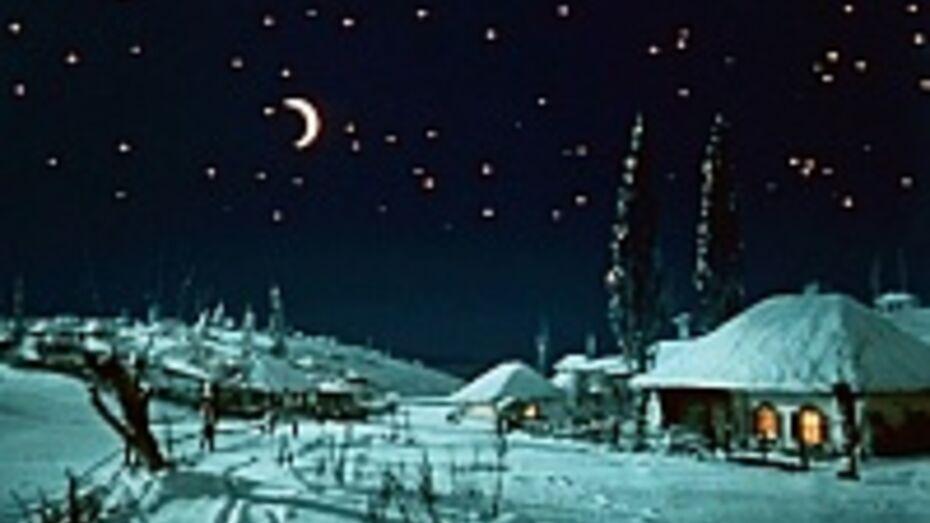 Под Рождество воронежцев приглашают нарядиться в черевички и есть галушки