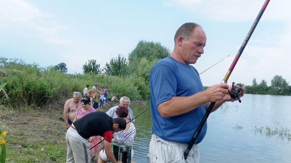 В Таловском районе впервые пройдет фестиваль-конкурс «Зеленый карась»