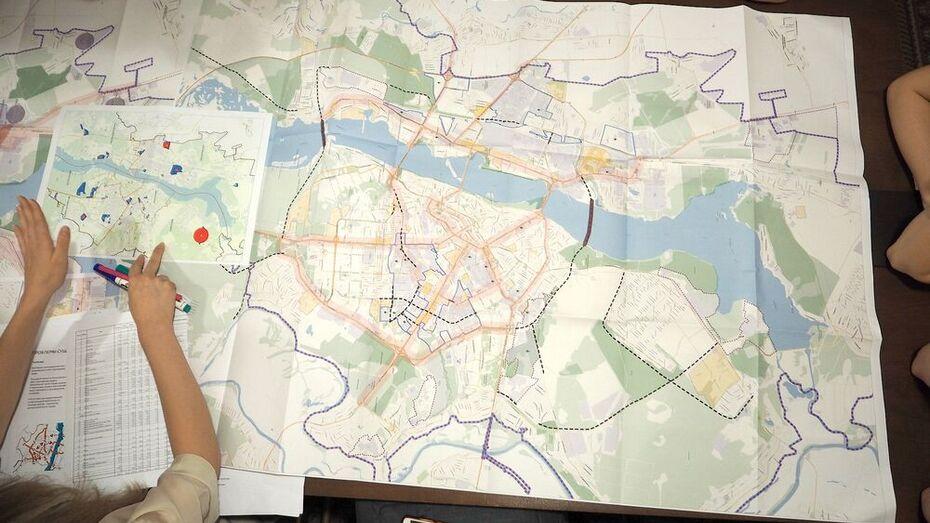 Слушания по генплану Воронежа в гордуме пройдут 15 декабря