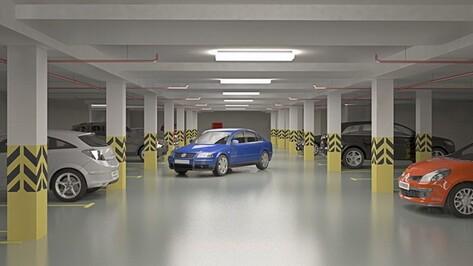 В центре Воронежа построят шесть подземных парковок