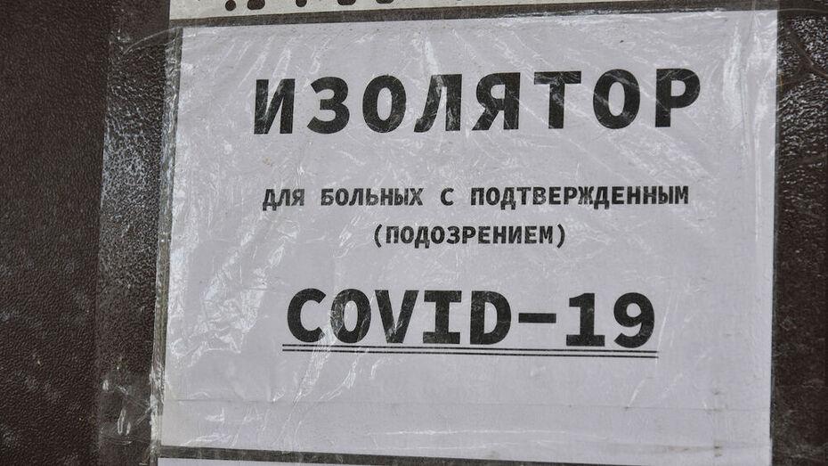 В Воронежской области насчитали 3 тыс госпитализированных COVID-пациентов