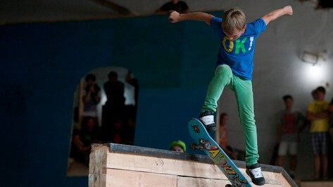 В 50 воронежских дворах пройдет спортивный фестиваль
