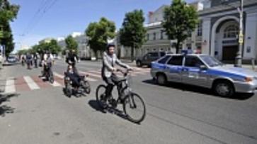 Активисты призвали воронежцев на день пересесть с авто на велосипеды
