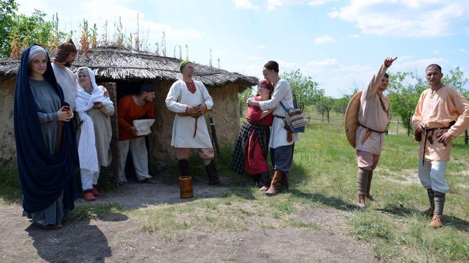 Воронежцев пригласили на бесплатную историческую реконструкцию в Костенках 25 июня
